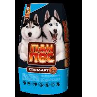 "Пан-пес ""Стандарт"", сухой корм для взрослых собак  (10 кг)"