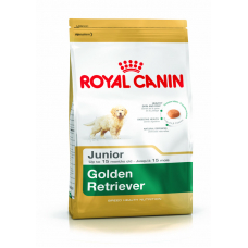 ROYAL CANIN (РОЯЛ КАНИН) GOLDEN RETRIEVER JUNIOR 3 кг (до 15 мес)