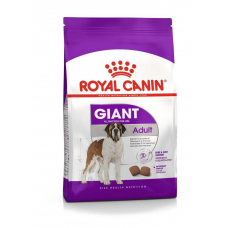 ROYAL CANIN (РОЯЛ КАНИН) GIANT ADULT 15 кг (от 18-24 мес.)