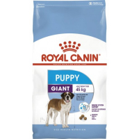 Сухой корм Royal Canin (Роял Канин) 15 кг, для щенков крупных пород (от 2 до 8 мес), Giant Puppy