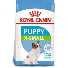 Купить Сухой корм Royal Canin (Роял Канин) 1,5 кг, для щенков миниатюрных размеров, X-SMALL Puppy Фото 1 недорого с доставкой по Украине в интернет-магазине Майзоомаг