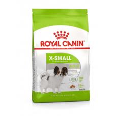 Купить Сухой корм Royal Canin (Роял Канин) 3 кг, для собак миниатюрных размеров, X-SMALL Adult Фото 1 недорого с доставкой по Украине в интернет-магазине Майзоомаг