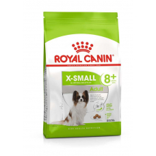 ROYAL CANIN (РОЯЛ КАНИН) X-SMALL  ADULT +8 1,5 КГ СТАРШЕ 8 ЛЕТ