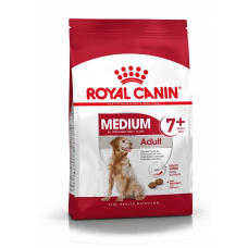 Сухой корм Royal Canin (Роял Канин) 15 кг, для зрелых собак от 7 лет, Medium Adult 7+