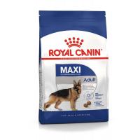 Сухой корм Royal Canin (Роял Канин) 4 кг, для собак от 15 мес. до 5 лет, MAXI ADULT