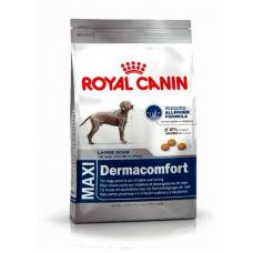 Купить Сухой корм Royal Canin (Роял Канин) 3 кг, для собак при первых признаках аллергии, Maxi Dermacomfort Фото 1 недорого с доставкой по Украине в интернет-магазине Майзоомаг
