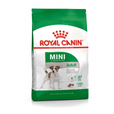 Купить Сухой корм Royal Canin (Роял Канин) 2 кг, для взрослых собак мелких пород (10 мес - 8 лет), Mini Adult Фото 1 недорого с доставкой по Украине в интернет-магазине Майзоомаг