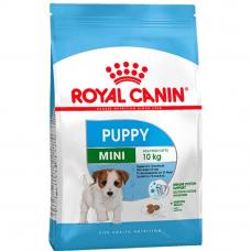 Купить Сухой корм Royal Canin (Роял Канин) 4 кг, для щенков мелких пород от 2 мес до 10 мес, Mini Puppy Фото 1 недорого с доставкой по Украине в интернет-магазине Майзоомаг