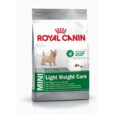 Купить Royal Canin Mini Light - Роял Канин Контроль веса от 10 мес, 2 кг Фото 1 недорого с доставкой по Украине в интернет-магазине Майзоомаг