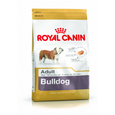 Royal Canin Bulldog Adult, (Роял Канин для породы английский бульдог от 15 мес), 3 кг