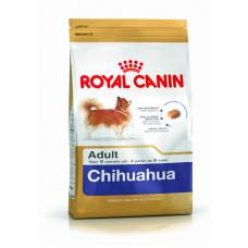 Сухой корм Royal Canin (Роял Канин) 0,5 кг,  для щенков породы чихуахуа от 8 мес, Chihuahua Adult