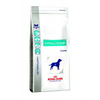 Сухой корм Royal Canin (Роял Канин) 14 кг, полнорационная гипоаллергенная диета для собак свыше 10 кг при пищевой аллергии, непереносимости, Hypoall Dog DR21