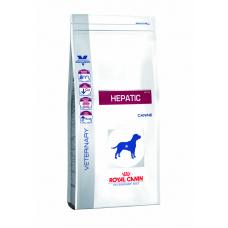 Сухой корм Royal Canin (Роял Канин) 12 кг, диета для собак при заболеваниях печени, Hepatic Dog Hf16