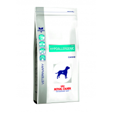 Royal Canin (Роял Канин) Hypoall Dog DR21, 2 кг полнорационная гипоаллергенная диета для собак свыше 10 кг при пищевой аллергии, непереносимости