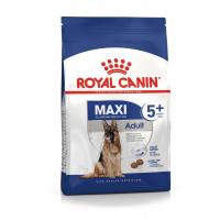 Сухой корм Royal Canin (Роял Канин) 4 кг, для собак от 5 лет, Maxi Adult 5+