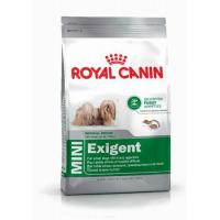 Сухой корм Royal Canin (Роял Канин) 2 кг, для собак мелких пород от 10 мес., привередливых в питании, Mini Exigent