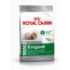 Купить Сухой корм Royal Canin (Роял Канин) 2 кг, для собак мелких пород от 10 мес., привередливых в питании, Mini Exigent Фото 1 недорого с доставкой по Украине в интернет-магазине Майзоомаг