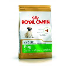 ROYAL CANIN (РОЯЛ КАНИН) PUG JUNIOR 1,5 КГ (МОПС ДО 10 МЕС)