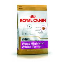 Сухой корм Royal Canin (Роял Канин) 500 г, для собак породы Вест хайленд уайт терьер Westie 21