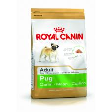 Купить Сухой корм Royal Canin (Роял Канин) 1,5 кг, для собак породы мопс от 10 мес, Pug Junior Фото 1 недорого с доставкой по Украине в интернет-магазине Майзоомаг