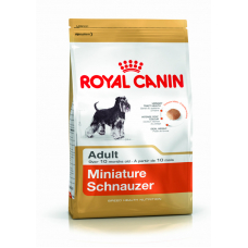 Купить Сухой корм Royal Canin (Роял Канин) 7,5 кг, для собак породы цвергшнауцер от 10 мес., Schnauzer Фото 1 недорого с доставкой по Украине в интернет-магазине Майзоомаг