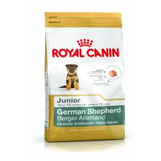 Купить Сухой корм Royal Canin (Роял Канин) 12 кг, для собак породы немецкая овчарка до 15 мес., german shepherd junior Фото 1 недорого с доставкой по Украине в интернет-магазине Майзоомаг