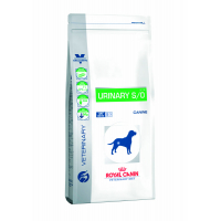 Сухой корм Royal Canin (Роял Канин) 2 кг, диета для собак при лечении и профилактике мочекаменной болезни (струвиты, оксалаты), Urinary Dog Ip