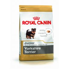 Купить Сухой корм Royal Canin (Роял Канин) 500 г, для собак породы йоркширский терьер до 10 мес.), Yorkshire Junior Фото 1 недорого с доставкой по Украине в интернет-магазине Майзоомаг