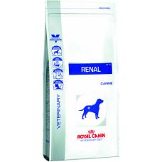 Купить Сухой корм Royal Canin (Роял Канин) 2 кг, диета для собак при хронической почечной недостаточностим, Renal Dog rf16 Фото 1 недорого с доставкой по Украине в интернет-магазине Майзоомаг