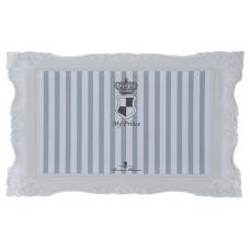 Купить Trixie 24786 Коврик под миску My Prince 44*28 см серый с белым Фото 1 недорого с доставкой по Украине в интернет-магазине Майзоомаг