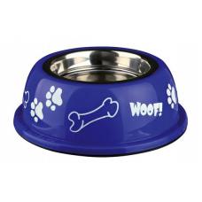 Купить Trixie 25251 Миска для собак металлическая на резине с пластиковым покрытием яркая 0,25 л 11 см Фото 1 недорого с доставкой по Украине в интернет-магазине Майзоомаг