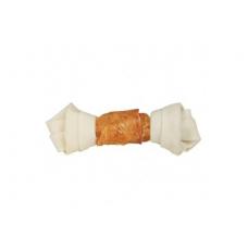 """Купить TRIXIE 31322 Жевательная кость с узлами """"Denta Fun""""  куриное филе  11 см 70 г 2 шт Фото 1 недорого с доставкой по Украине в интернет-магазине Майзоомаг"""