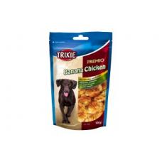 """Купить TRIXIE 31582 Лакомство для собак  """"Banana & Chicken""""  курица и банан  100 г Фото 1 недорого с доставкой по Украине в интернет-магазине Майзоомаг"""