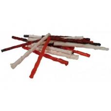 """TRIXIE 31442 Жевательные снеки витые палочки для собак """"Dog Bits"""" из сыромятной кожи 260 г"""
