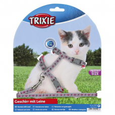 Купить Trixie 4143 Шлейка для котят, светоотражающая Фото 1 недорого с доставкой по Украине в интернет-магазине Майзоомаг