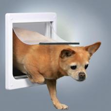 Купить Trixie 3877 Дверца для кошек-собак XS–S Фото 1 недорого с доставкой по Украине в интернет-магазине Майзоомаг