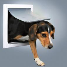 Trixie 3878 Дверца для кошек-собак S-M