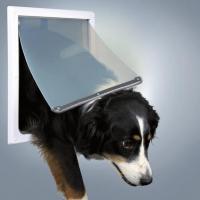"""Trixie 3879 Дверь """"Free Dog"""" для собак M-XL"""