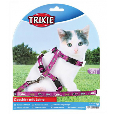 Купить Trixie 4144 Шлейка для котят  21-34 см 8 мм Фото 1 недорого с доставкой по Украине в интернет-магазине Майзоомаг