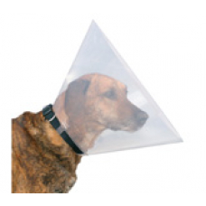 Купить Конус ветеринарный 20 см диаметр 38-44 см. Трикси Фото 1 недорого с доставкой по Украине в интернет-магазине Майзоомаг