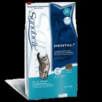 Корм Bosch (Бош) 10 кг, для кошек и профилактики заболеваний полости рта, Sanabelle Dental