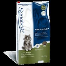 Корм Bosch (Бош) 10 кг, для кошек крупных пород, Sanabelle Grande