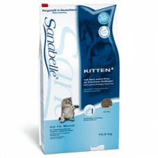 Корм Bosch (Бош) 10 кг, для котят, беременных и кормящих кошек, Sanabelle Kitten