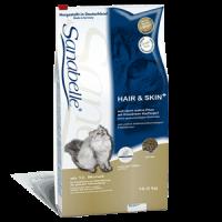 Корм Bosch (Бош) 2 кг, для кожи и шерсти кошек, sanabelle hair&skin