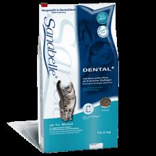 Корм Bosch (Бош) 2 кг, для кошек и профилактики заболеваний полости рта, Sanabelle Dental