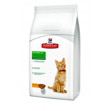 Hills (Хиллс) Kitten Healthy Development™ Курица -корм для котят с курицей 5 кг