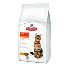 Купить Корм Hills (Хиллс) 5 кг, для взрослых кошек с курицей, Science Plan Feline Adult Фото 1 недорого с доставкой по Украине в интернет-магазине Майзоомаг