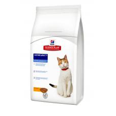Hills (Хиллс) Science Plan Feline Mature Adult 7+ Active -корм для кошек старше 7 лет с курицей 10 кг