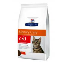 Корм Hills (Хиллс) 1,5 кг, для кошек с курицей, Prescription Diet Feline c-d