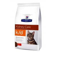 Hills (Хиллс) Prescription Diet Feline k-d -лечебный корм для кошек при почечной и сердечной недостаточности